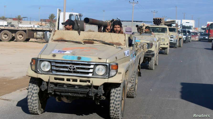 ليبيا تضم أكبر مخزون في العالم من الأسلحة