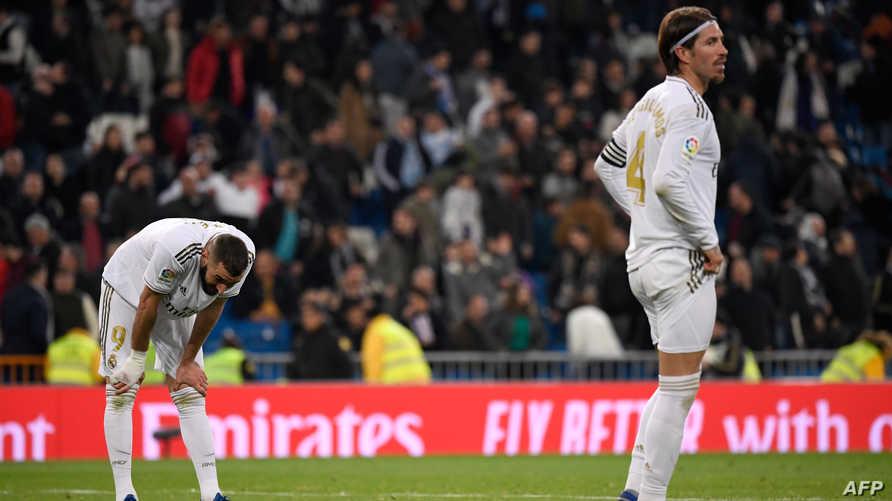 ريال مدريد يتعادل مع سيلتا فيغو الإسباني