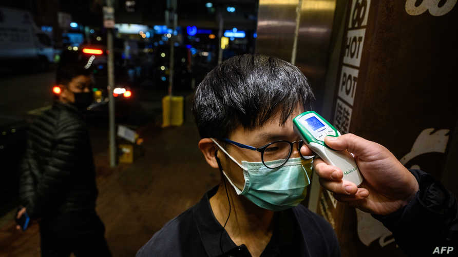 الصين تقول إنها تعاملت  بطريقة مسؤولة تجاه كورونا