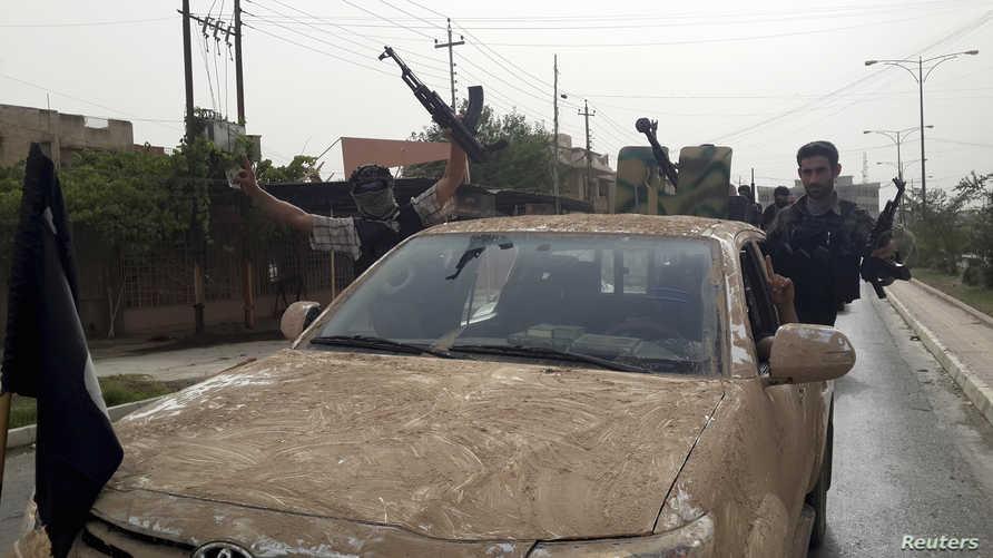 داعش  أقوى مما كان عليه عند تأسيس دولته