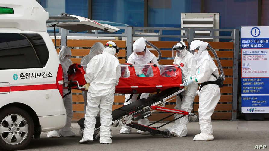 """""""رعب كورونا"""".. وفيات جديدة حول العالم وسامسونغ تغلق مصنعا"""