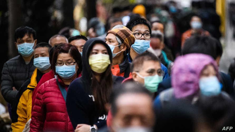 باحثون: أعداد المصابين بفيروس كورونا قد تكون عشرة أضعاف