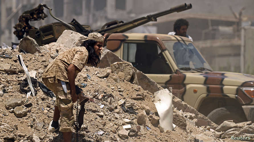 النزاع مستمر في ليبيا منذ 2011.