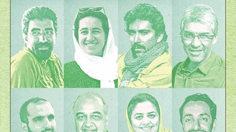 """الخبراء البيئيين الذين اتهمتهم إيران بالتجسس """"بدون أي أدلة""""- هيومن رايتس ووتش"""