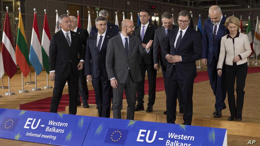 ست دول تسعى للانضمام الى الاتحاد الأوروبي