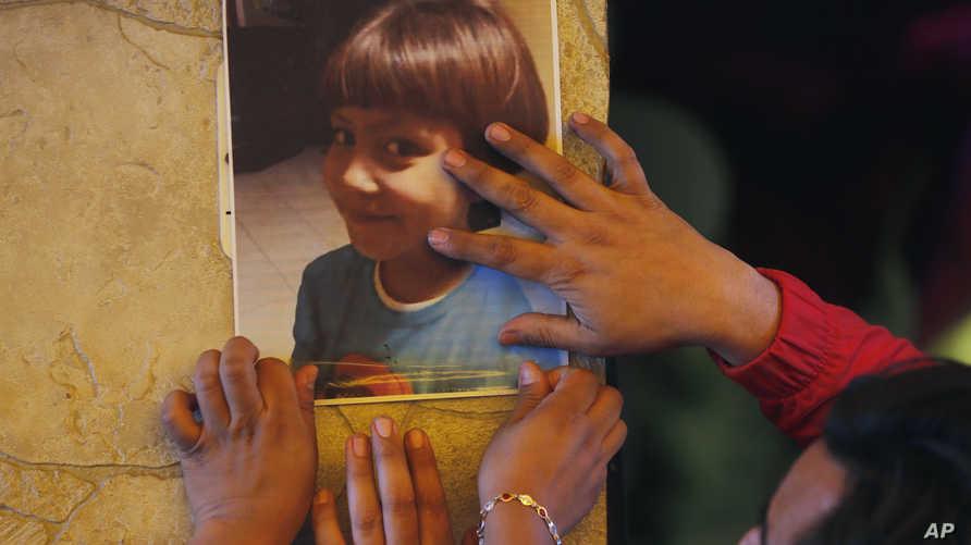 قتل طفلة مكسكية عمرها 7 سنوات