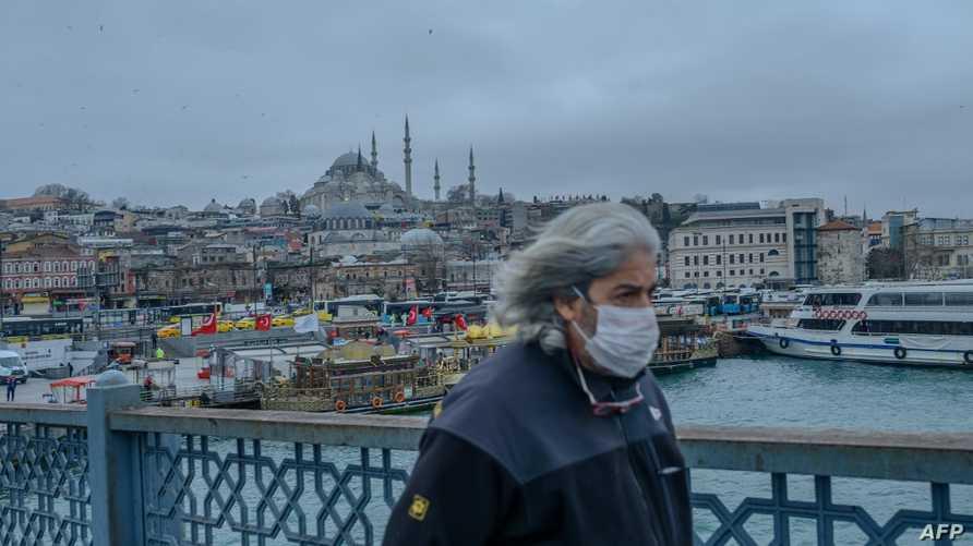 الخبير التركي ندد بطريقة تعامل بلاده مع أزمة كورونا