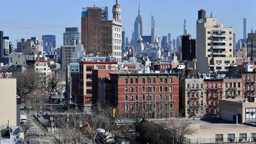 ولاية نيويورك هي الأكثر تضررا من فيروس كورونا المستجد في الولايات المتحدة