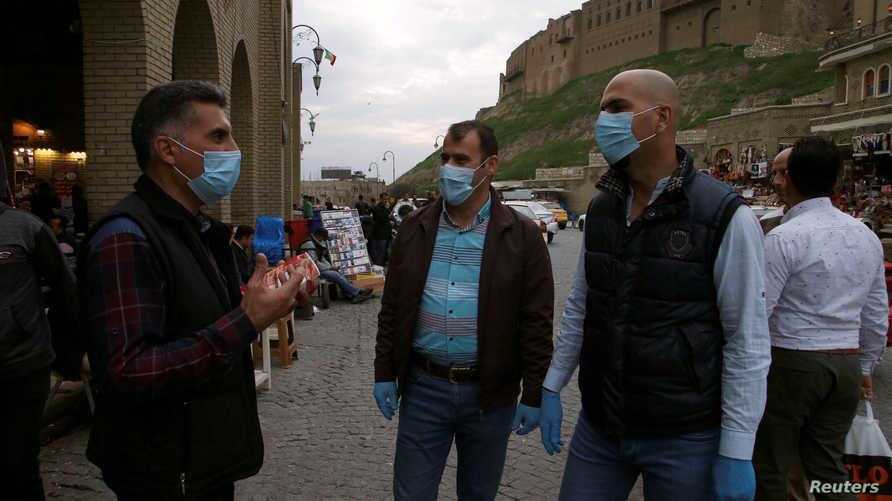 """حلم العراقيين في زمن """"كورونا"""".. دفن الموتى"""