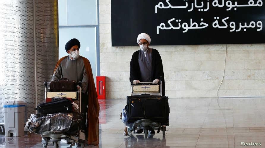 """مسؤولون : الشيعة العراقيون العائدون من سوريا مصابون بـ""""كورونا"""