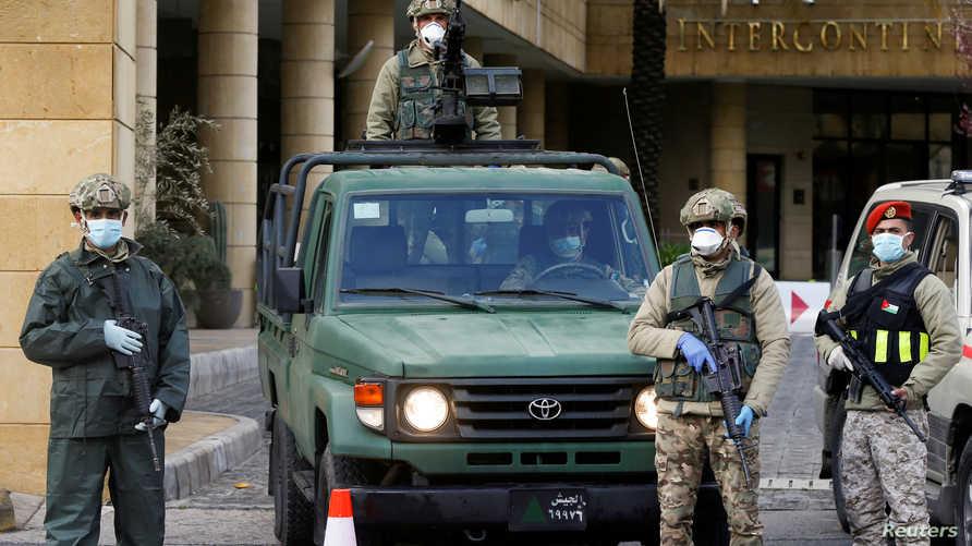 """حتى الجمعة، رصدت السلطات في الأردن 235 إصابة بفيروس كورونا، تماثلت منها 18 حالة للشفاء، بحسب مؤشر جامعة """"جونز هوبكنز"""" لحالة تفشي"""