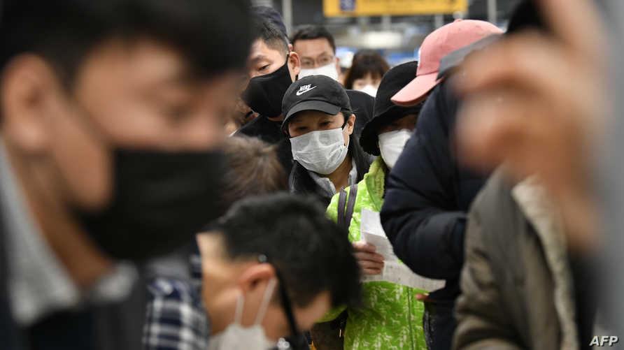 كوريا الجنوبية تسجل 60 إصابة جديدة بكورونا