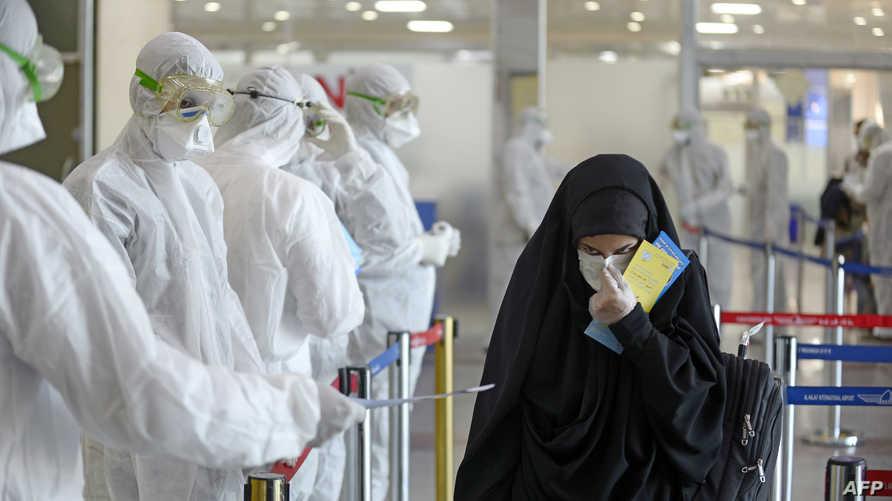 السلطات العراقية قررت بتعطيل الدوام في جميع مؤسسات الدولة