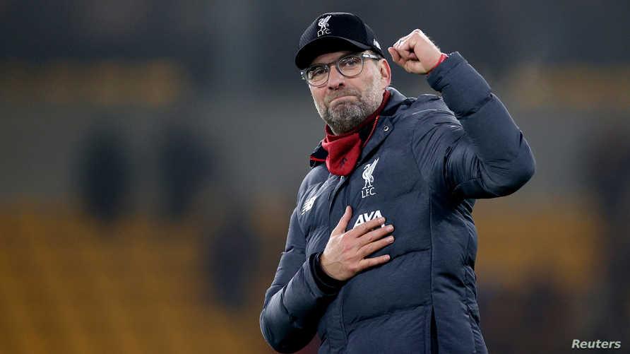 كلوب يؤكد جماهير ليفربول ليست سخفية لتصديق إلغاء الدوري بسبب كورونا