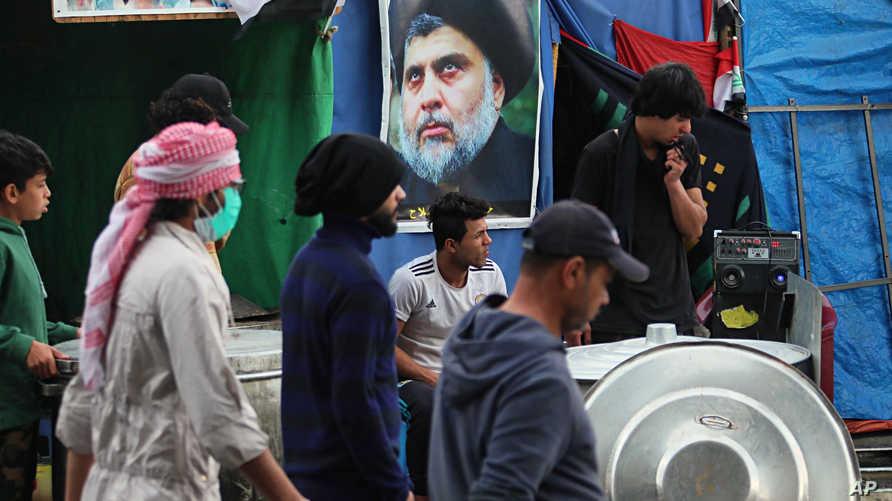 """هكذا أغرت إيران الصدر للتخلي عن """"الثورة"""""""