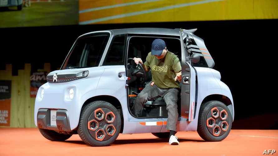ستكون النسخة الجديدة من ستروين آمي مجهزة بمقعدين فقط، وبطول لا يتجاوز المترين و41 سنتيمترا