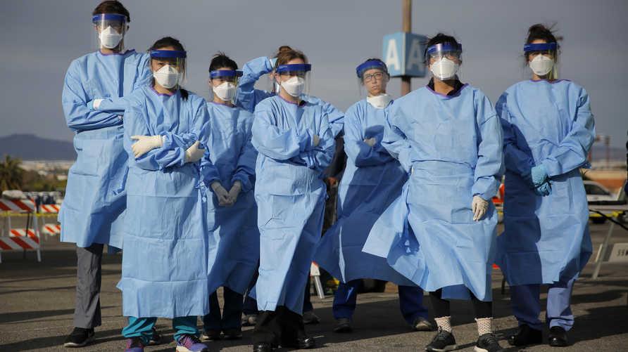 قصص انسانية للأطباء في مواجهة كورونا