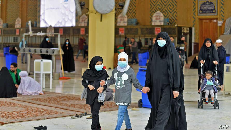 أعلنت السلطات العراقية تسجيل حالات اصابة بفيروس كورونا المستجد يعتقد أن اغلبها قادمة من إيران
