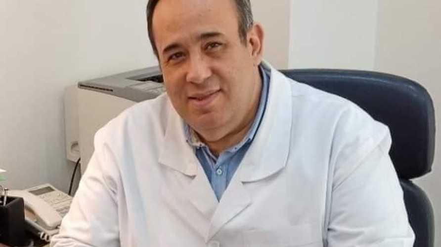 الدكتور أحمد اللواح أول طبيب مصري يتوفى بفيروس كورونا