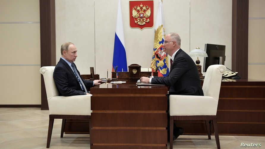 كيريل دميترييف، رئيس صندوق الثروة السيادي الروسي