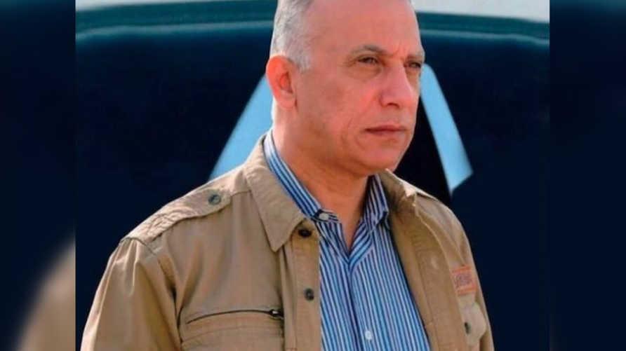 رئيس المخابرات العراقية مصطفى الكاظمي