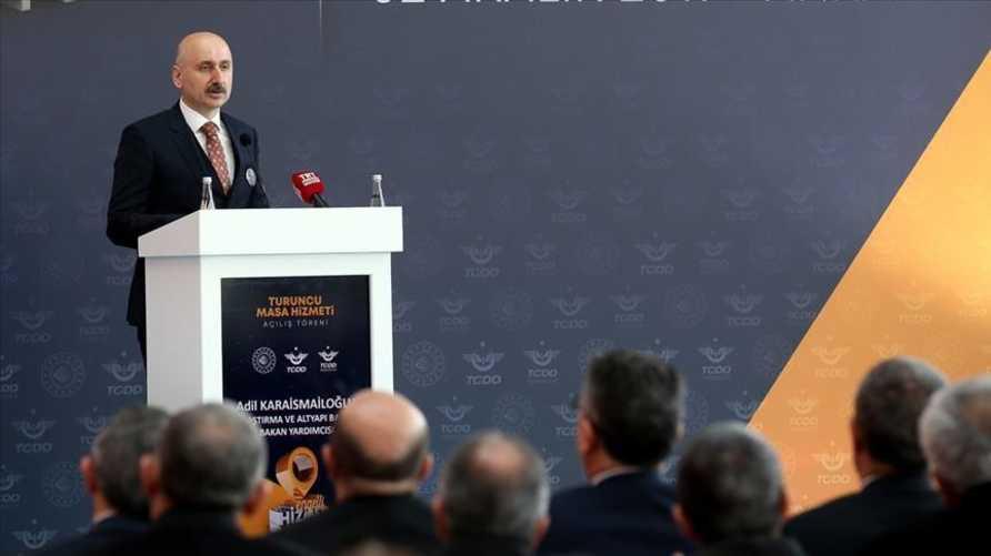 وزير النقل التركي محمد جاهد طورهان