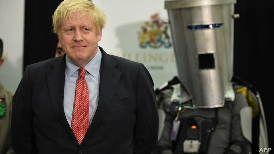 لندن تكشف عن الحالة الصحية لرئيس الوزراء بوريس جونسون بعد إدخالة المستتشفى بسبب كورونا