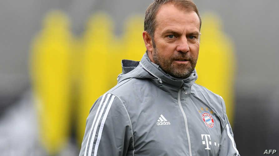 قاد فليك بايرن للفوز باللقب الثامن على التوالي بالدوري الألماني، واستمر في تحقيق الفوز في دوري أبطال أوروبا.