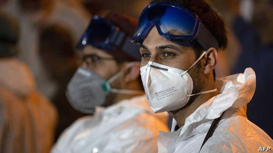 نفت منظمة الصحة العالمية ما تم تداوله عبر بعض وسائل الإعلام عن أن العراق غادر ذروة الإصابات بفيروس كورونا وه