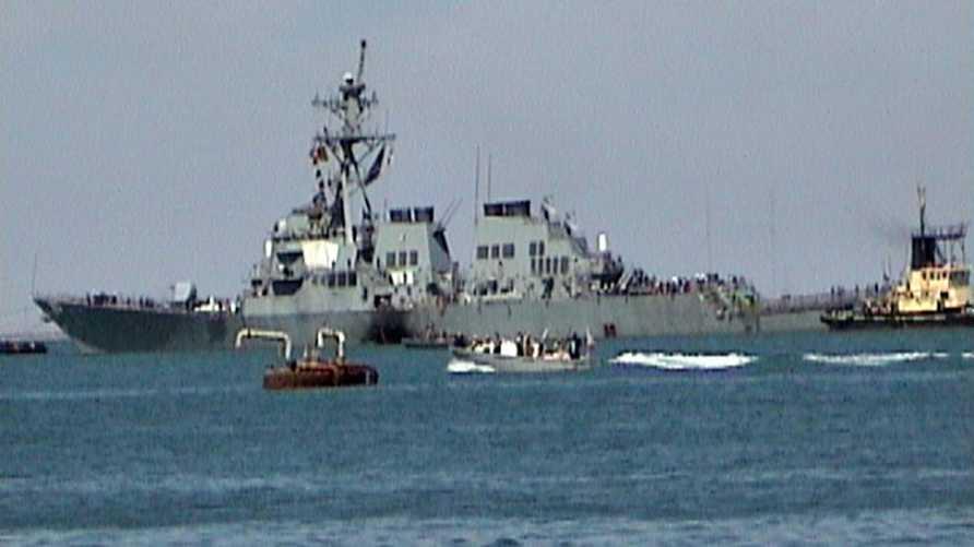 """الحكومة السودانية تعلن اكتمال التسوية مع ضحايا المدمرة الأميركية """"يو إس إس كول"""""""