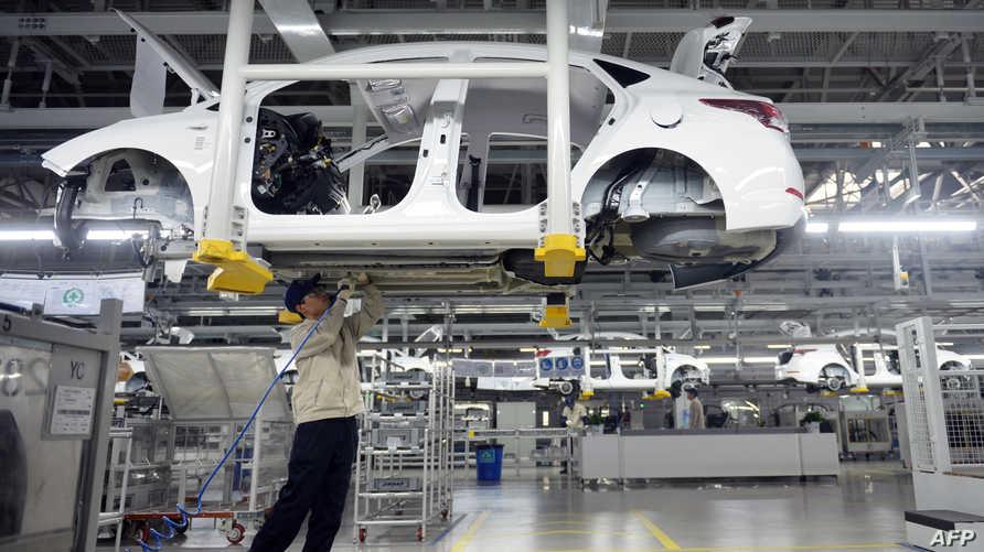 تراجع محسوس في مبيعات السيارات الصينية جراء فيروس كورونا