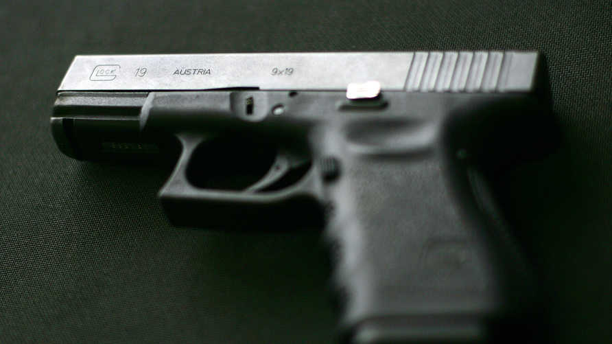 A Glock 9MM pistol, which according to media reports is similar to one of the weapons used by 23-year-old South Korean student…