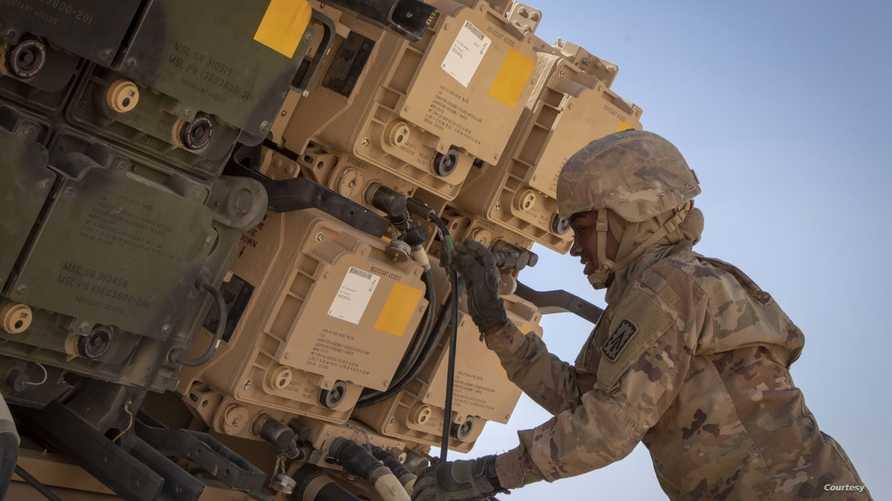 يوجد في العراق 7500 جندي أميركي