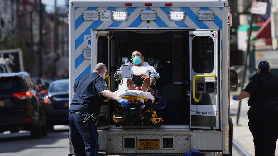 زيادة مستمرة في عدد الإصابات والوفيات بكورونا في الولايات المتحدة