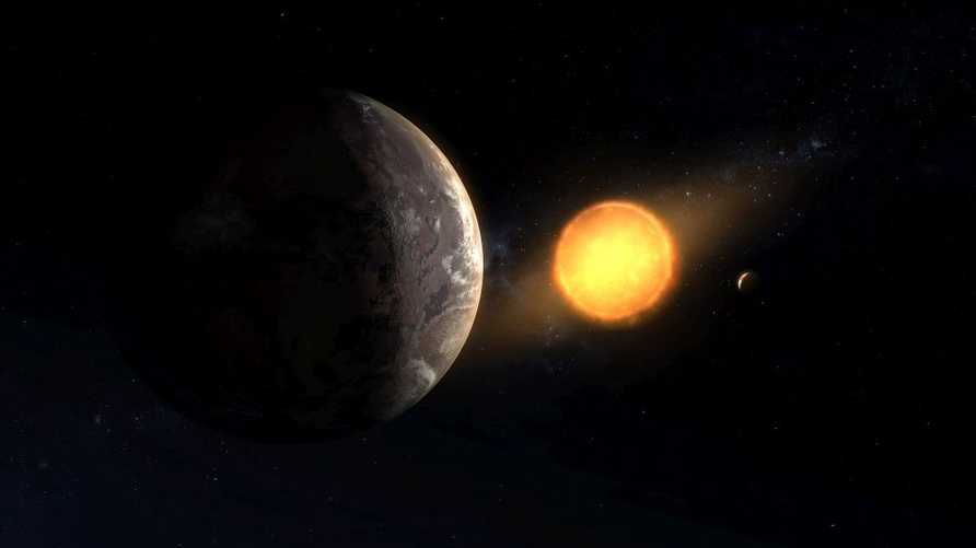 يشبه الأرض كثيرا لماذا لا يمكننا العيش على كوكب كيبلر الحرة