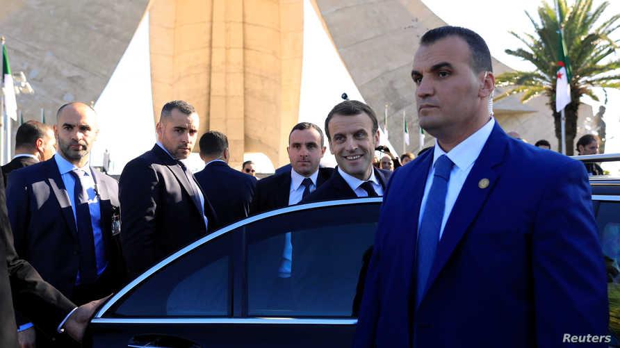 الجزائر تطالب بتعويض لضحايا الألغام