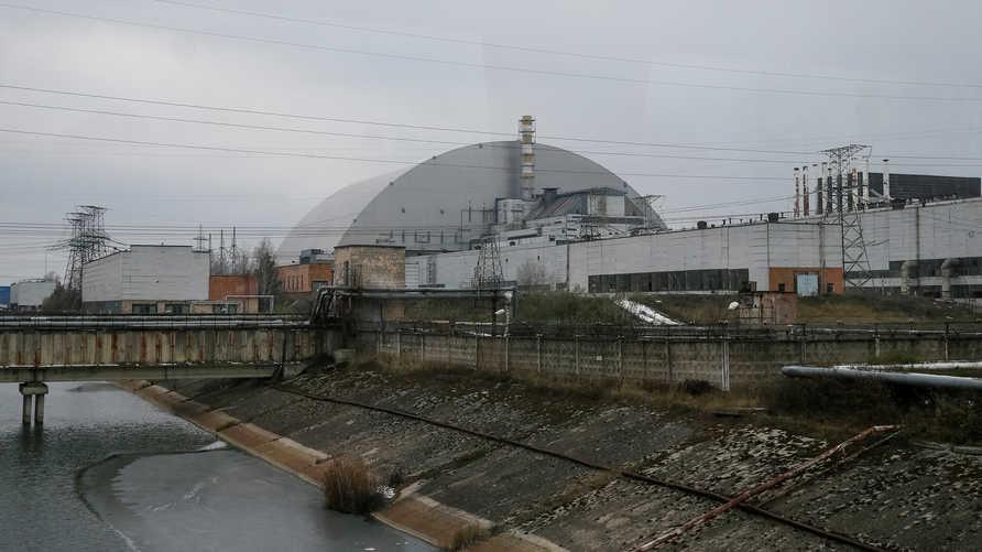 ارتفاع معدل  الإشعاع أكثر من 16 مرة بالقرب من تشيرنول