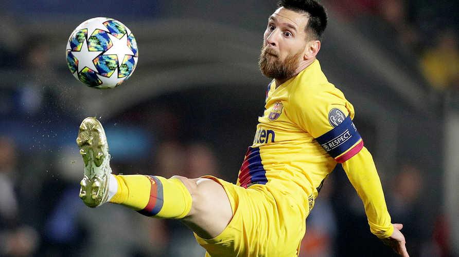 ميسي يختار أفضل 15 موهبة في كرة القدم