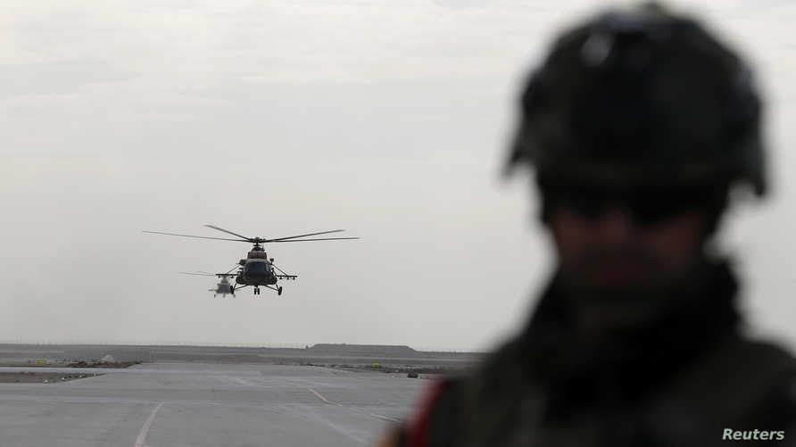 قاعدة عين الأسد هي ثاني أكبر القواعد الجوية في العراق بعد قاعدة بلد الجوية