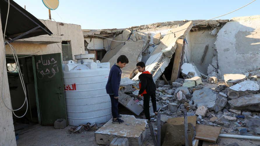 هناك على الأقل قبول مشترك للمركز الوطني لمكافحة الأمراض في طرابلس