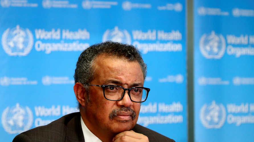 الهجمات التي تتعرض لها منظمة الصحة العالمية زادت منذ بداية أزمة فيروس كورونا