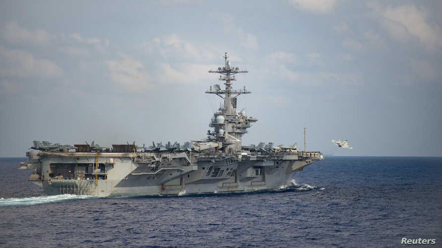 كورونا يهدد بكارثة على متن حاملة طائرات أميركية