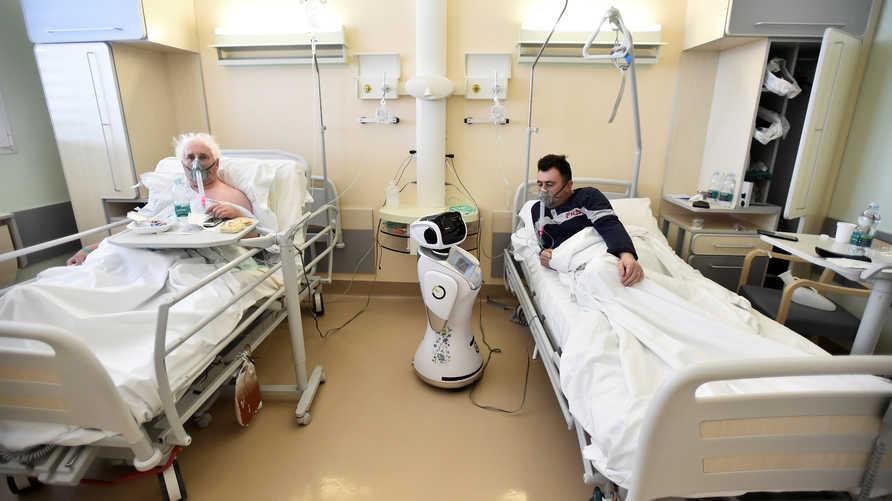 العاملين في المستشفيات الأوروبية لا يتمتعون بخبرة كبيرة في مجال تقنين الرعاية
