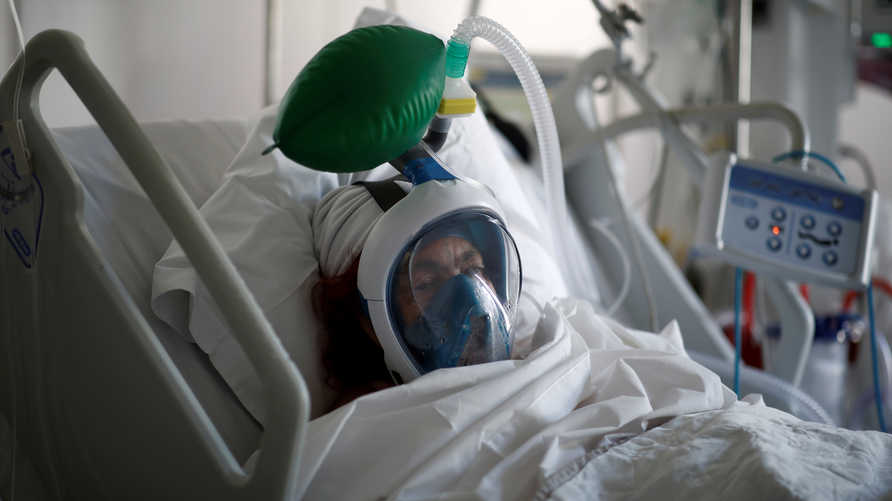 يمكن لجهاز التنفس نفسه أن يلحق الضرر بأنسجة الرئة