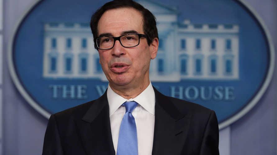 The Federal Reserve: The American economy needs more support .. and the Treasury Secretary responds 2020-04-22T000000Z_1449900378_RC2Q9G9ML20E_RTRMADP_3_HEALTH-CORONAVIRUS-USA-ECONOMY