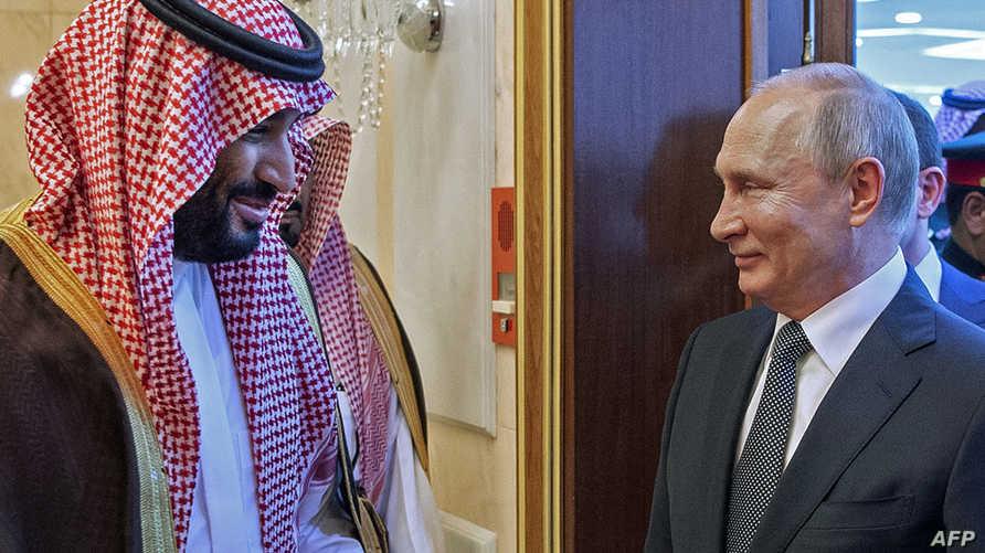 روسيا والسعودية تتفقان على التنسيق الوثيق بشأن خفض إنتاج النفط حسب وكالة بلومبيرغ