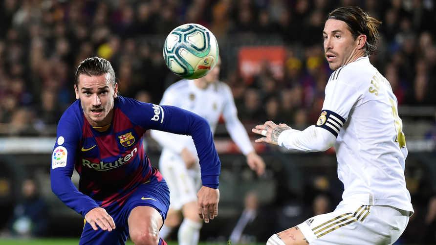 سيكون الدوري الإسباني ثاني مسابقة بين أكبر خمس مسابقات في أوروبا تستأنف نشاطها