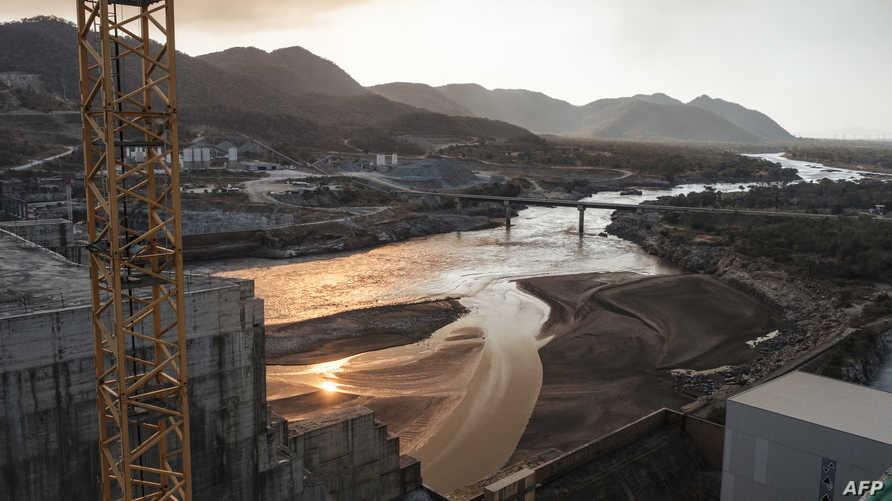 يشكل سد النهضة الإثيوبي الكبير مصدرًا للتوتر في حوض نهر النيل