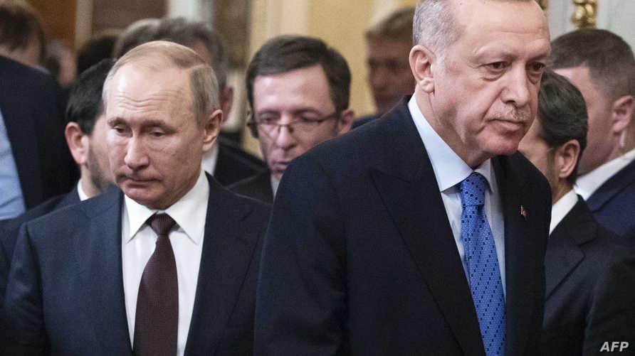 يرى العميد الأميركي السابق جون سترافيديس أن حل الأزمة في ليبيا يكمن في اتفاق بين تركيا وروسيا