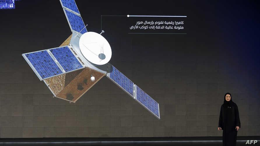 الإمارات ماضية في خطتها لإطلاق مسبار الأمل نحو المريخ خلال الصيف